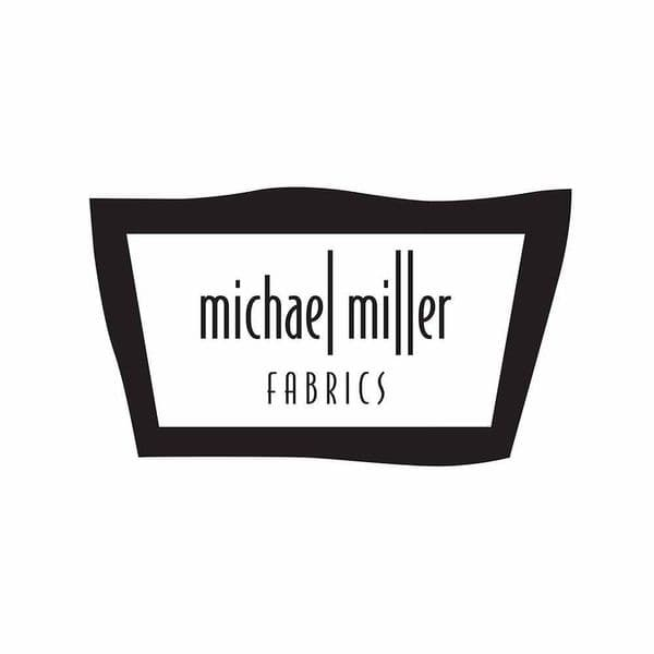 Michael Miller - Diamonds In Their Eyes - Black / White Cotton Patchwork Fabric